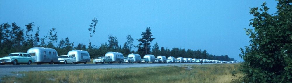 WBCCI / The Airstream Club Caravans