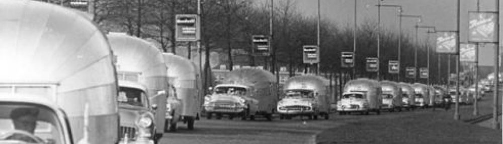 The Wally Byam Airstream Club Caravans