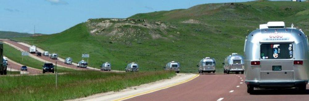 The Wally Byam Airstream Club Caravans